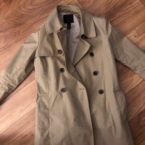 Jcrew classic trench coat
